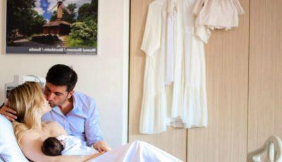 Laura Cosoi a oferit primele detalii despre naștere. De ce i-a ales fetiței sale numele Rita
