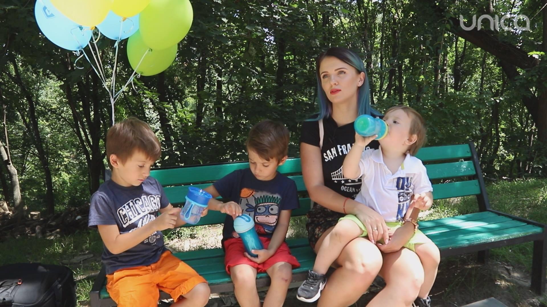 Cum scapă familia Manciu de dușmanii sezonului estival!