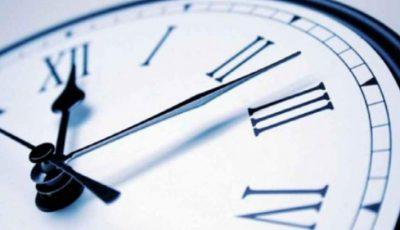 Sondaj: cetățenii din UE sunt întrebaţi dacă doresc păstrarea orei de vară sau renunţarea la aceasta