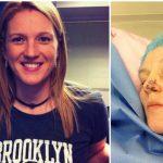 Foto: Are 42 de ani și peste 80 de operații! Povestea de viață a unei femei diagnosticate cu cancer de piele