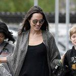 Foto: Încă o fiică a Angelinei Jolie se transformă în băiat. Poartă haine masculine și tunsoare scurtă