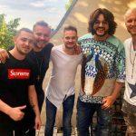 Foto: Video! Trupa Sunstroke Project a lansat o piesă nouă, în colaborare cu Filip Kirkorov