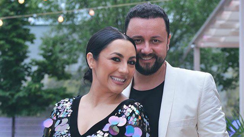 Foto: Vine din nou barza pentru în familia Măruță? Fotografia care i-a făcut pe fani să creadă că Andra este însărcinată