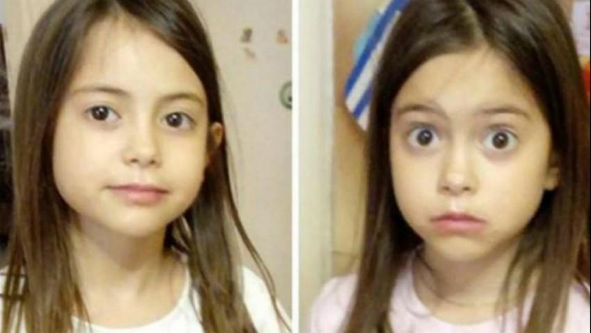 Foto: Două surori gemene date dispărute în timpul incendiilor din Grecia, au fost găsite