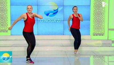 Video! Zumba, antrenamentul care arde caloriile și te încarcă cu energie!