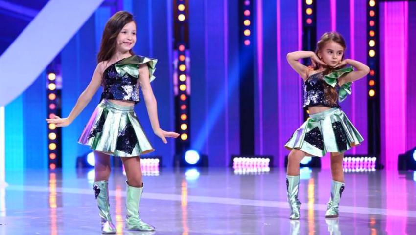 Foto: Video! Kamelia Melnic și Mirela Colesnic au făcut senzație la emisiunea Next Star, de la Antena 1
