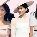 Foto: De ce Meghan Markle poartă doar rochii roz?