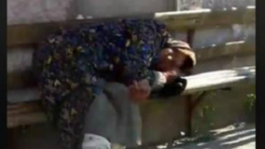 Foto: Scene revoltătoare la Nisporeni! O bătrânică ar fi fost alungată din spital