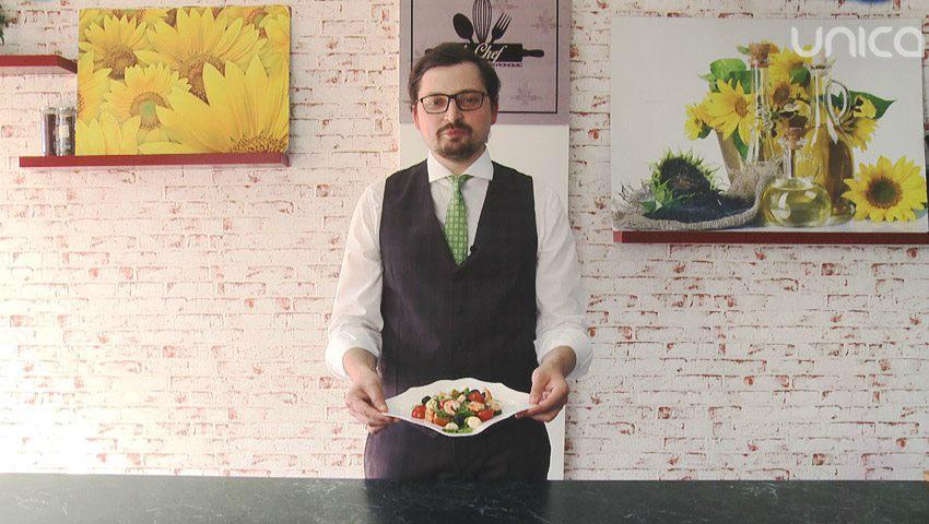 Foto: Cum să-ți organizezi o afacere, dar și să gătești bucate alese ne-a povestit Alexandru Cornițel