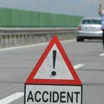 Foto: O familie de moldoveni a fost implicată într-un grav accident în România