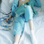 Foto: Un copil de 11 ani, cu difterie, a fost internat în stare gravă la spital