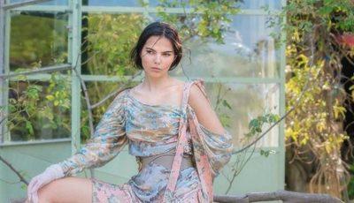 Bloggerița Doina Ciobanu a apărut pe coperta unei celebre reviste din România