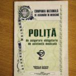 Foto: Poliţa de asigurare medicală pe suport de hârtie a fost exclusă. Toată informația se va conține în format electronic