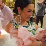 Foto: Andra a fost nașă de botez