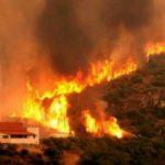 Foto: Incendiile din Grecia au fost provocate intenționat. Ipotezele anchetatorilor