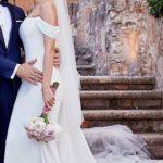 Foto: Un celebru artist s-a căsătorit în secret. Imagini de la nuntă