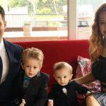 Foto: Celebrul artist Michael Bublé a devenit tată pentru a treia oară