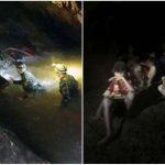 Foto: Imagini cutremurătoare. Salvatorii fac eforturi uriașe pentru a-i scoate la suprafață pe cei 12 copii aflați în peșteră, la o adâncime de 6 km
