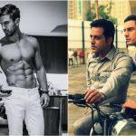 """Foto: ,,Cel mai sexy moldovean"""" filmează alături de celebrul actor indian Salman Khan"""
