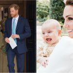 Foto: Ce cadou i-a făcut Prințul Harry nepotului său Louis