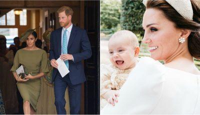 Ce cadou i-a făcut Prințul Harry nepotului său Louis