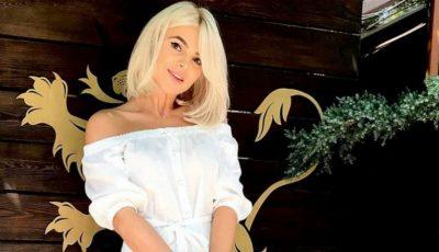 Daniela Ciocanu revine la TV