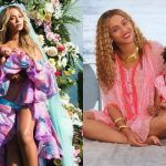 Foto: Beyonce a publicat o fotografie cu gemenii săi în vârstă de 13 luni
