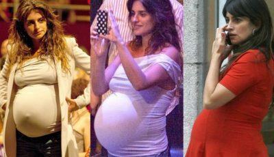 Celebrități care nu și-au ascuns burticile proeminente în timpul sarcinii