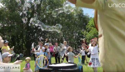 Sărbătoarea Midsummer marcată în Chișinău