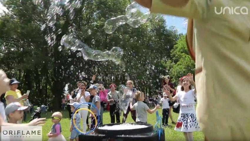 Foto: Sărbătoarea Midsummer marcată în Chișinău