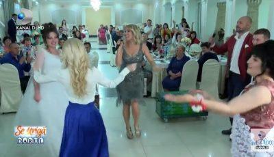 """Video! Dianna Rotaru ,,a strigat darul"""" la o nuntă din Moldova"""