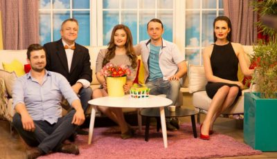 "Echipa de la ,,Veranda"" a prezentat ultima emisiune la Jurnal TV"