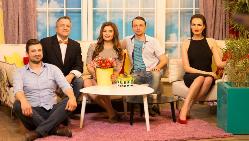 "Foto: Echipa de la ,,Veranda"" a prezentat ultima emisiune la Jurnal TV"