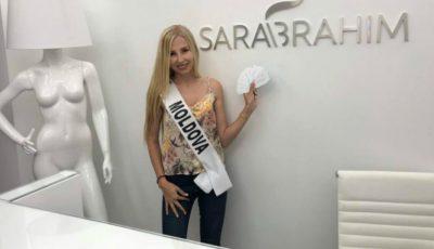 Moldoveanca Marina Guzic a devenit câștigătoare la concursul de frumusețe World Next Top Model 2018