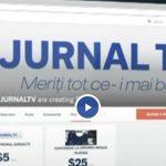 Foto: Anunțul echipei de la Jurnal TV. Postul de televiziune pleacă în vacanță forțată