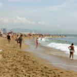 Foto: Un copil și-a pierdut viața după ce castelul gonflabil în care se juca pe plajă a explodat