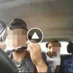 Foto: Imagini video șocante. Doi tineri, morți într-un accident transmis live pe facebook
