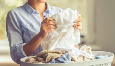 Cum poți să dezinfectezi rufele, fără să le speli la temperaturi înalte