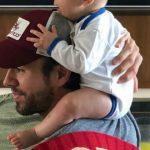 Foto: Video! Enrique Iglesias a publicat un filmuleț amuzant cu unul dintre gemenii săi