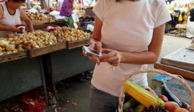 Ce cantitate de nitrați au fructele și legumele din comerț?