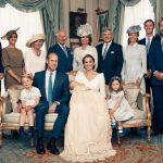 Foto: Palatul Kensington a publicat primele fotografii oficiale de la botezul Prințului Louis
