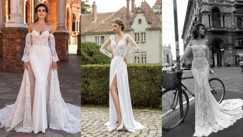 Modele de rochii de mireasă în tendințe pentru această vară