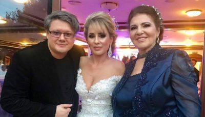Video și poze noi de la nunta fiicei Irinei Loghin