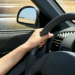 Foto: Un bărbat a făcut o criză de epilepsie în timp ce era la volan