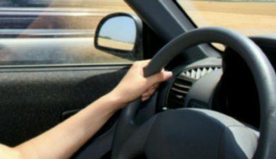 Un bărbat a făcut o criză de epilepsie în timp ce era la volan