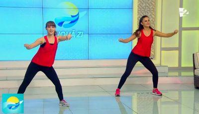 VIDEO! Slăbește dansând! Antrenament Zumba