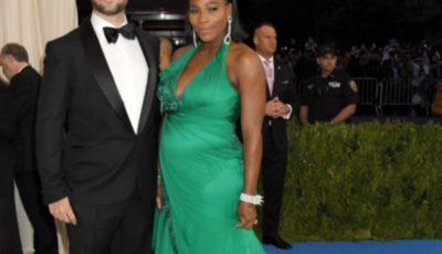 Serena Williams se luptă cu kilogramele în plus după sarcină