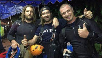 Cine sunt eroii care i-au salvat pe copiii blocați în peșteră