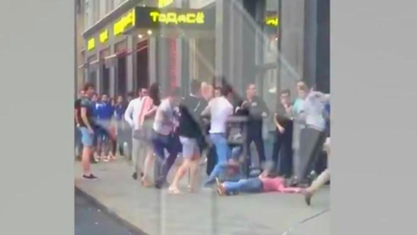 Foto: Un moldovean a murit la Moscova, după ce a încercat să oprească o bătaie din fața unui local