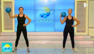 Video! Antrenament pentru toate grupele de mușchi. Arde caloriile și tonifiază-ți corpul!